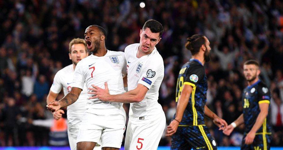 युरो कप छनौट : ८ गोल भएको खेलमा इंग्ल्यान्डको सहज जित