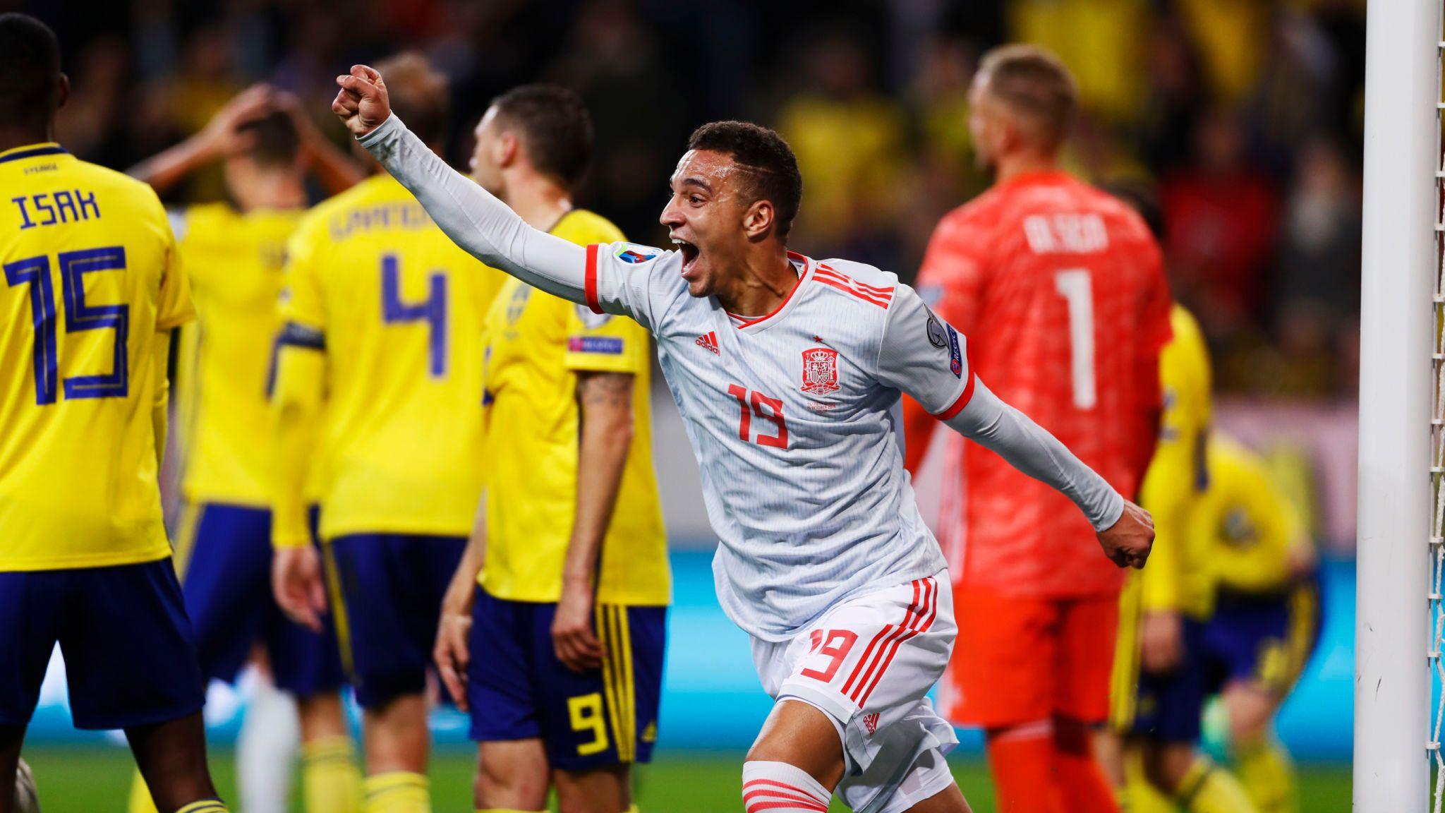 स्वीडेनसँग हारबाट मुस्किलले बचेको स्पेन युरो कपमा छानियो
