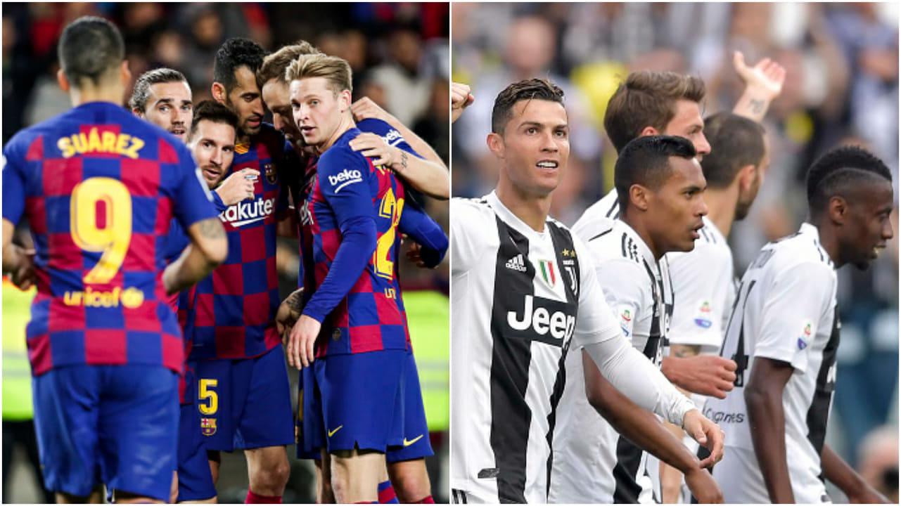 बार्सिलोना विश्वकै सबैभन्दा धनी क्लब : युभेन्टसको छलाङ !