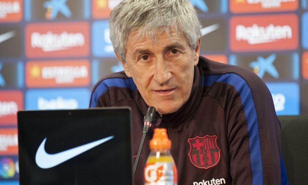 भ्यालेन्सियासँगको खेलअघि बार्सिलोनाका प्रशिक्षकको 'कडा' बोली !