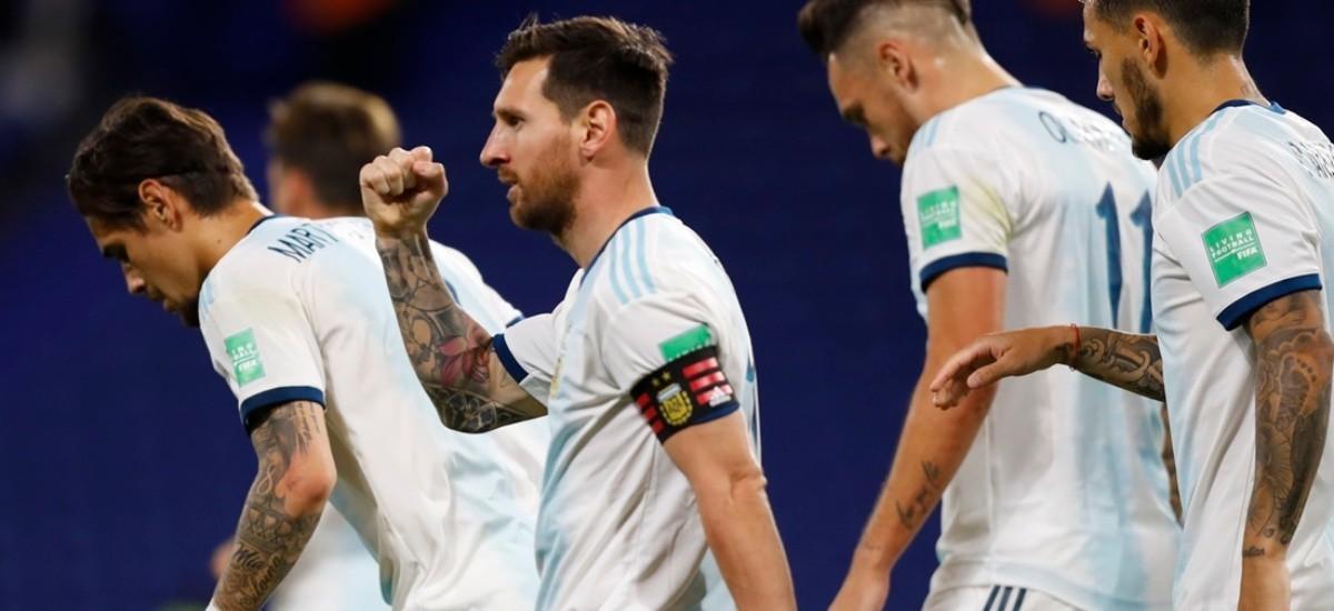 विश्वकप छनौट खेल्ने अर्जेन्टिनाको टोली घोषणा : को–को परे ?