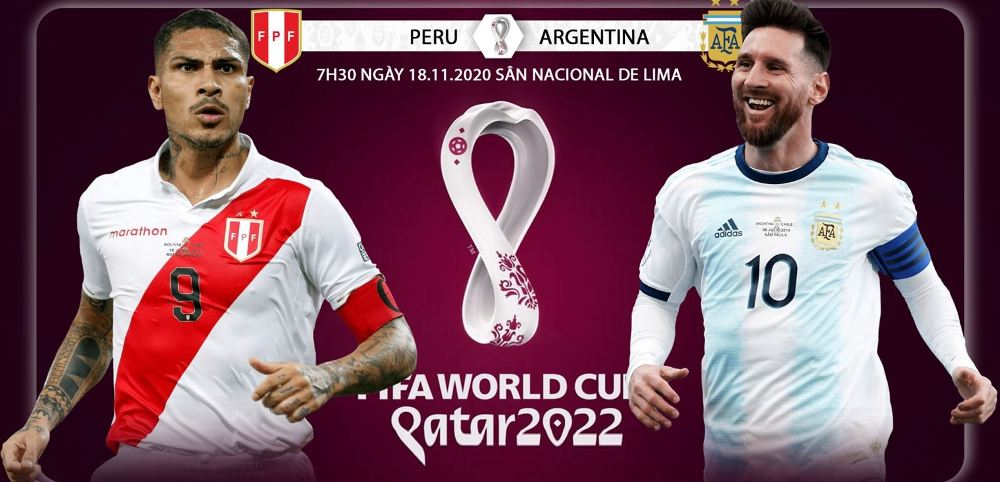 कतार विश्वकप छनौट : पेरुविरुद्ध खेल्दै अर्जेन्टिना