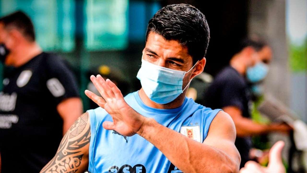 स्वारेजलाई कोरोना संक्रमण : बार्सिलोनासँगको खेल गुमाउने