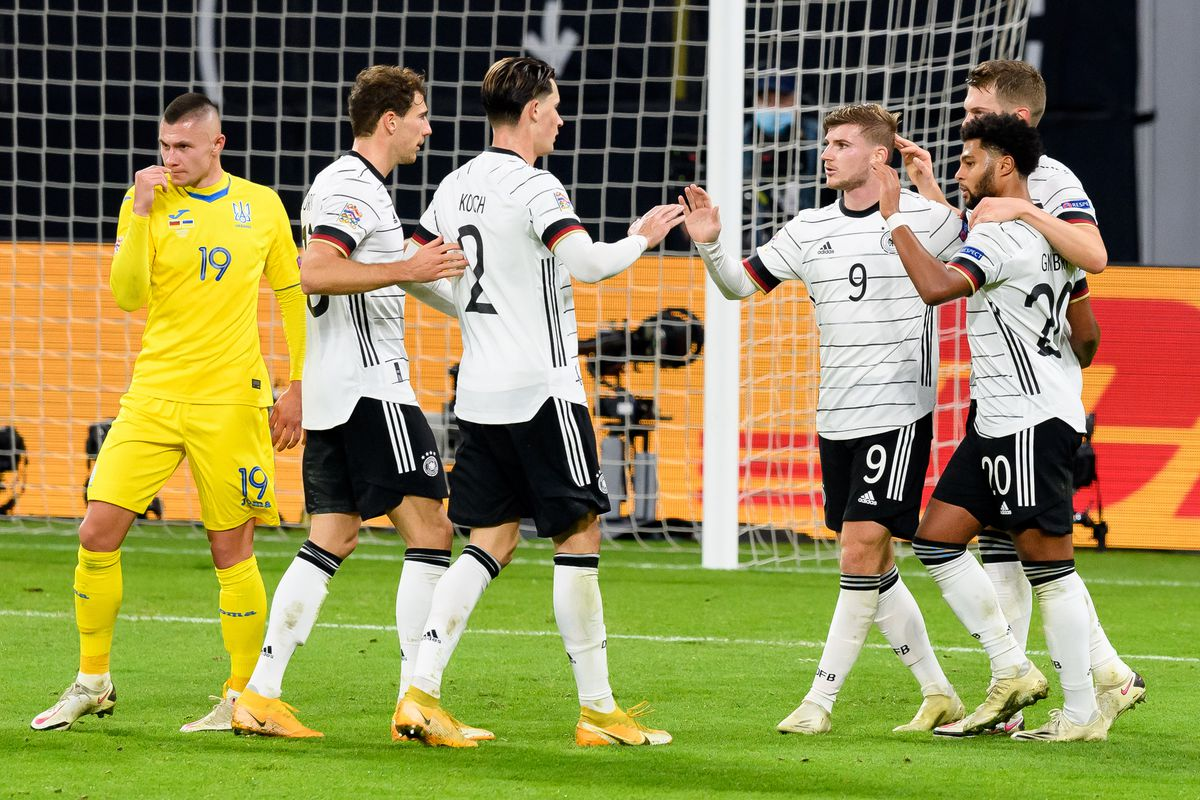 नेसन्स लिग : वार्नर चम्किँदा जर्मनीको प्रभावशाली जित