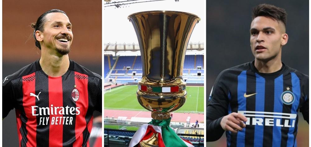 कोपा इटालिया क्वार्टरफाइनल : आज एसी मिलान र इन्टर मिलान भिड्दै