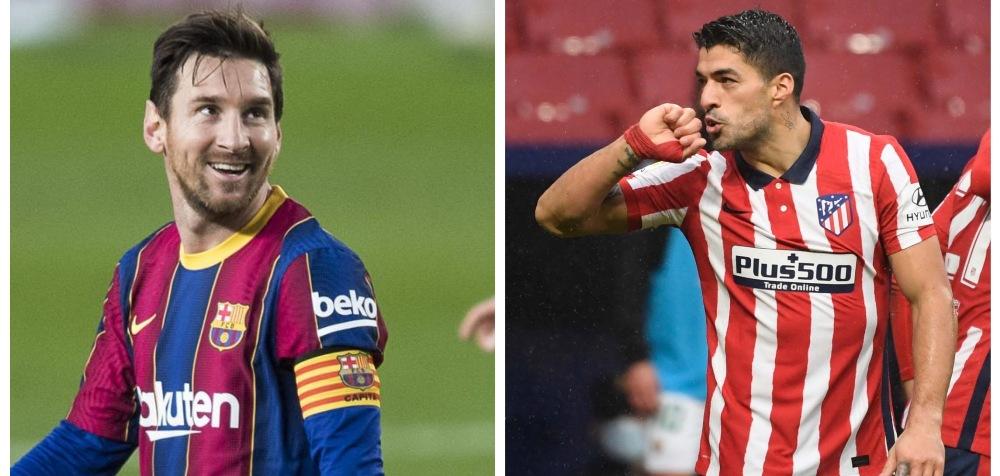 बार्सिलोना र एथ्लेटिको नयाँ वर्षको पहिलो आज राति खेल्दै : मेस्सी मैदान फर्किने
