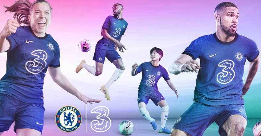 Images Of Chelsea S 2019 20 Home Shirt Have Been Leaked And It S