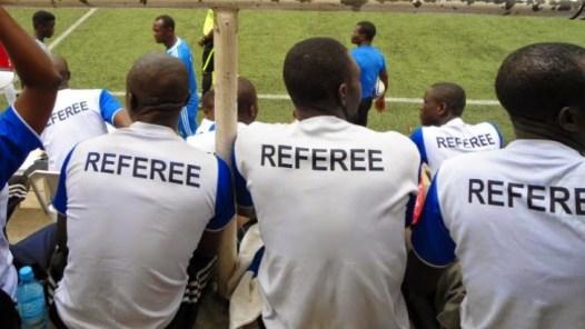 Image result for REFEREE violence nigeria