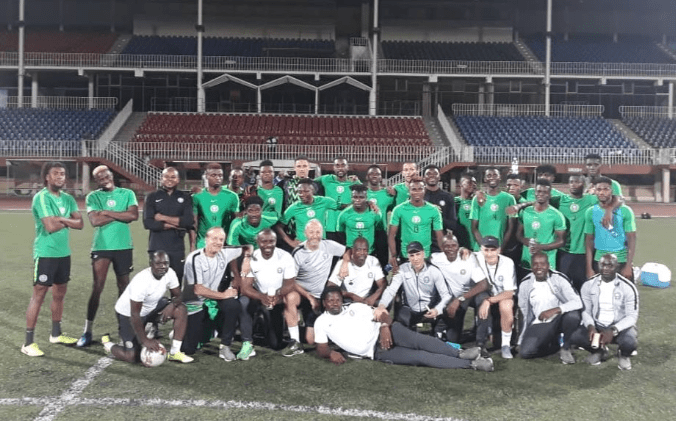Super Eagles can Go Unbeaten in 2022 World Cup Qualifiers – Babangida