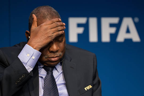 More problems for Hayatou! FIFA Bans former CAF President for One year -  Latest football news in Nigeria