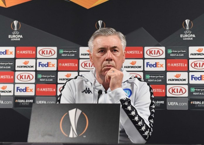 Ancelotti Europa League