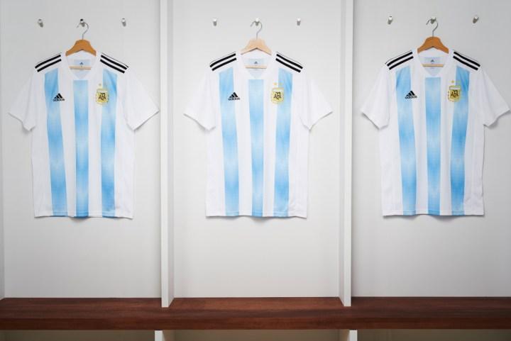 Le maglie dell'Argentina al mondiale | numerosette.eu