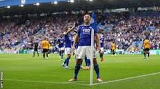 EPL opener:Vardy recorded Leicester 1-0 win against Wolves