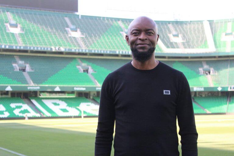 finidi George Appointed manager of enyimba