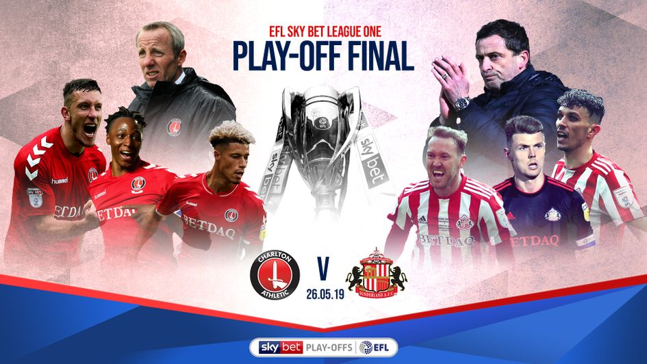Image Result For League One Play Off Final Charlton Athletic Sunderland