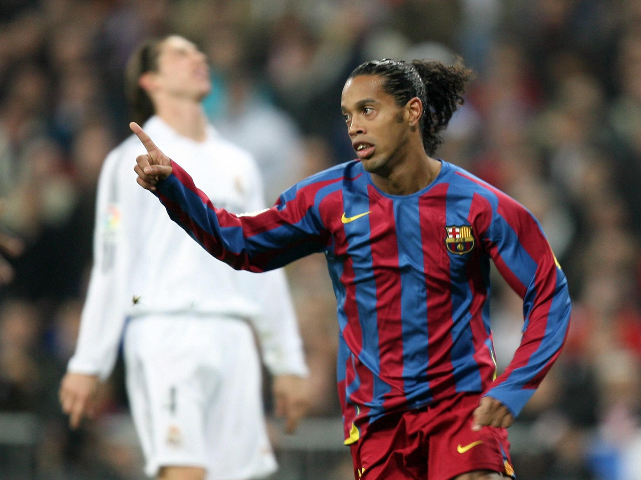 Ronaldinho Gaucho A Legend In Every Sense