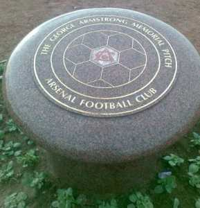 George Armstrong Memorial Pitch