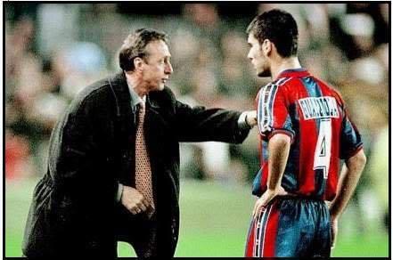 Johan Cruyff Barcelona 3