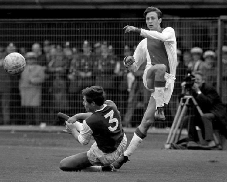 Johan Cruyff Netherlands 2