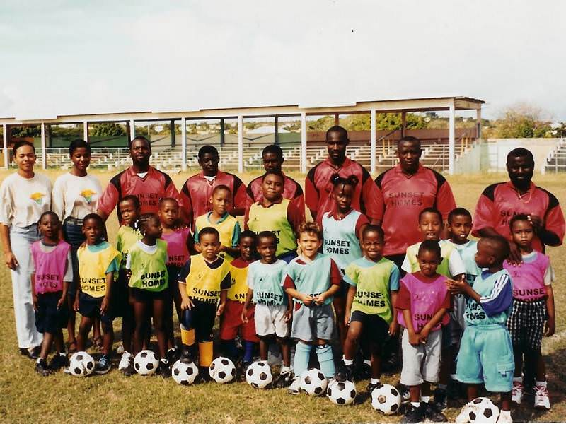 Football in Anguilla