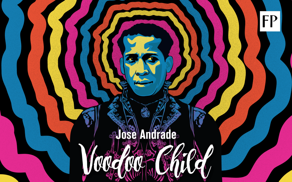 The Voodoo Child - The Unbelievable Tale of José Leandro Andrade