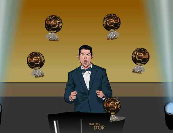 The Ballon d'Or: It's time football stopped trying to be Hollywood