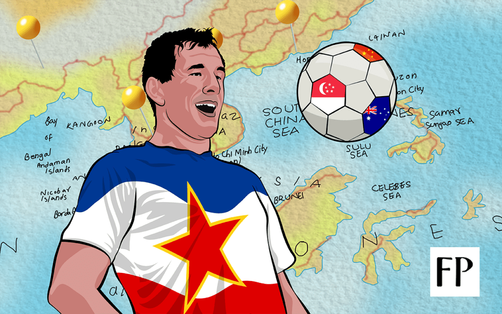 Aleksandar Duric's parents wanted to name him after the great Greek warrior. Little did they foresee how much their son would live up to it.