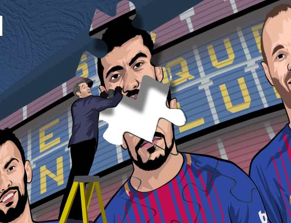 A Square Peg in a Round Hole – The Tale of Valverde and Paulinho at Barca