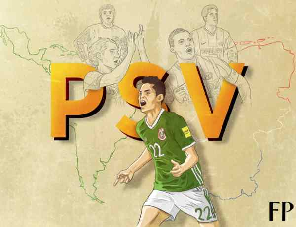 PSV Eindhoven - A Latin American romance of a lifetime