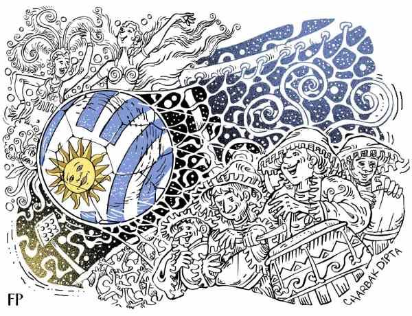 La Garra Charua: Uruguay, tenacity, and team-work
