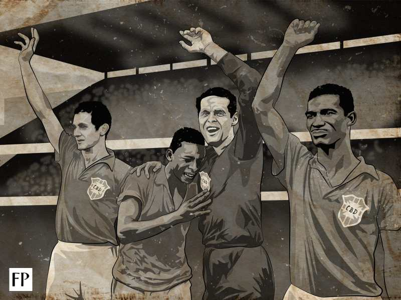 Brazil and the birth of a footballing culture