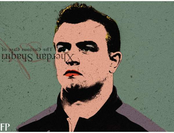 The Curious Case of Xherdan Shaqiri - A Career in Reverse