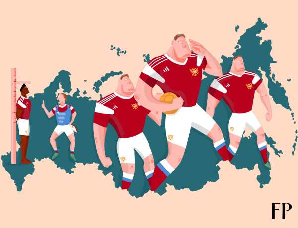 Football, the Product of Culture - A Californian's Observations About Russia
