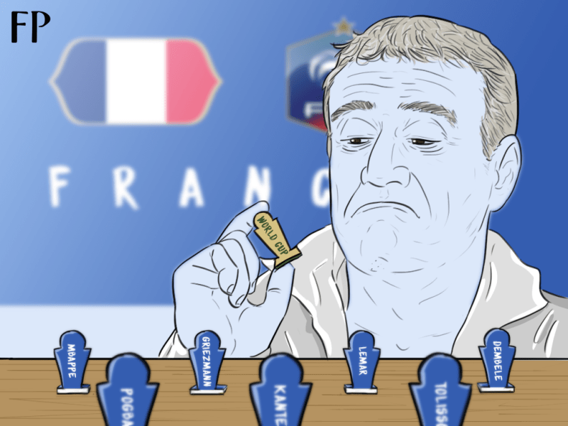 Of Dazed Dreams: Account of France's Youthful Confusion