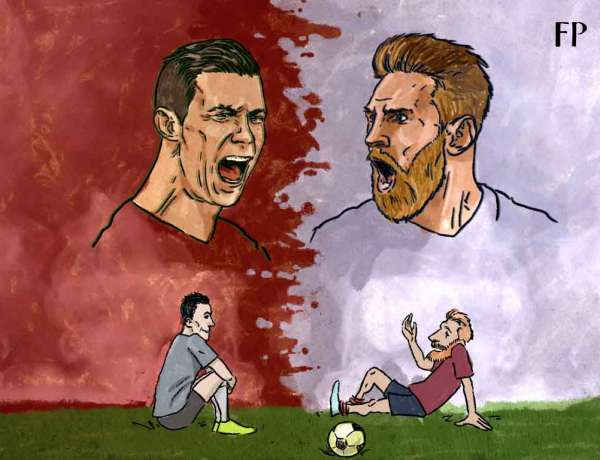 Why the Messi vs Ronaldo Debate is the Low-point of Football Journalism