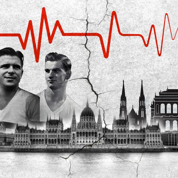 Hungary: The heartbeat of European football in its glory days. Art by Akshay Narwekar.