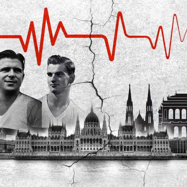 Hungary: The heartbeat of European football in its glory days. Art by Akshay Narwekar.