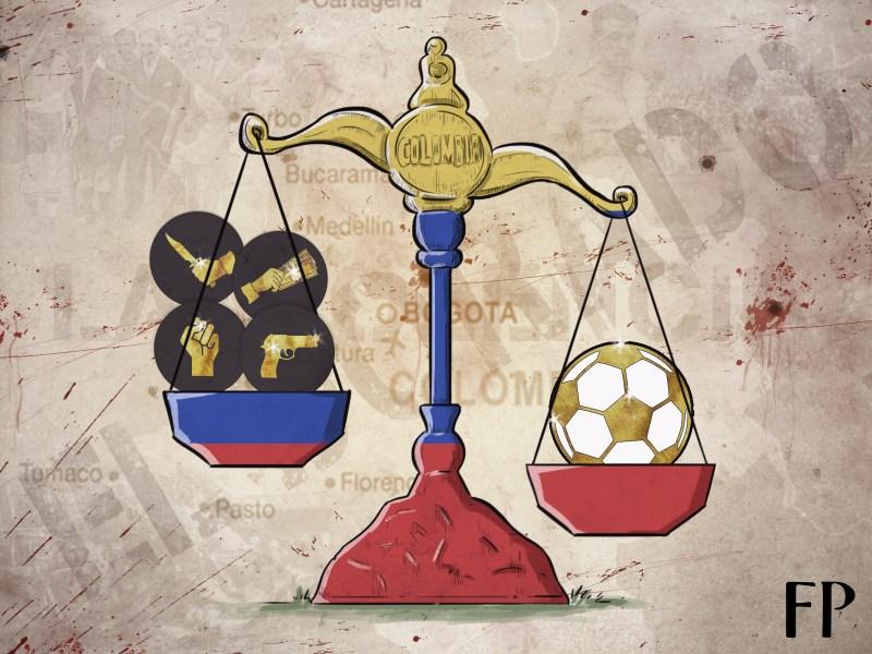 Colombian football - El Dorado