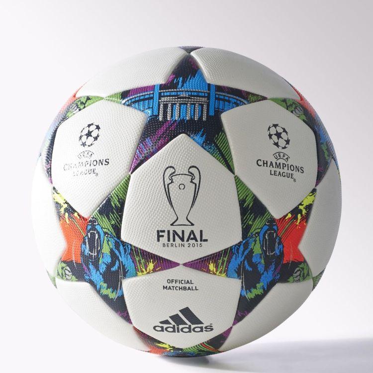 Adidas Berlin 2015 UEFA Champions League Finale Match Ball ...