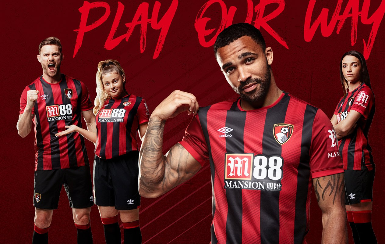 Image result for bournemouth kit