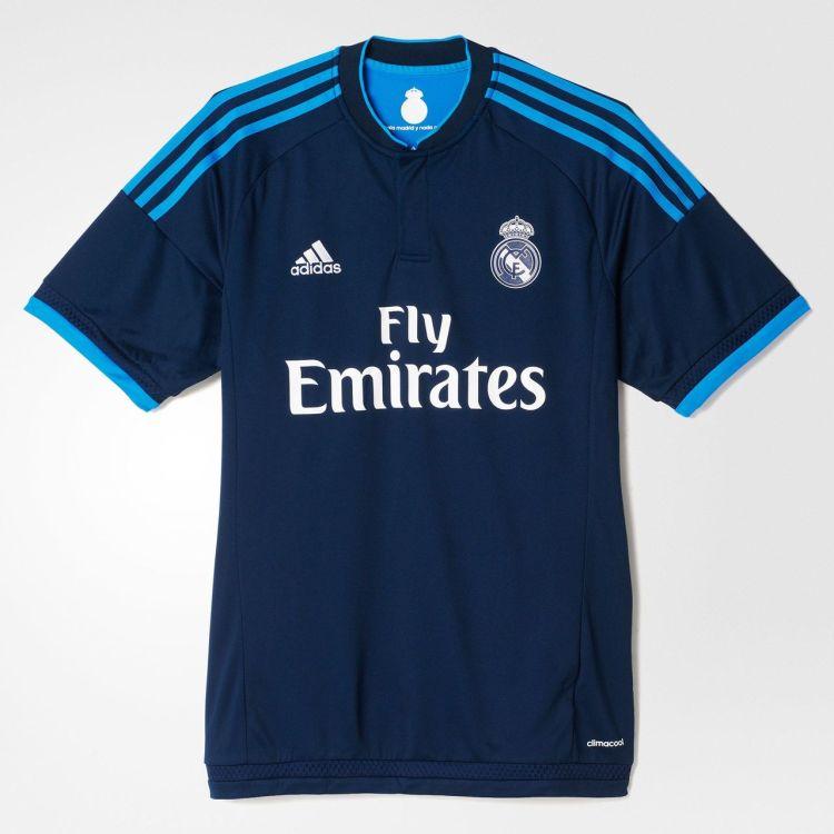 Real Madrid 15/16 Adidas Third Kit | 15/16 Kits | Football ...