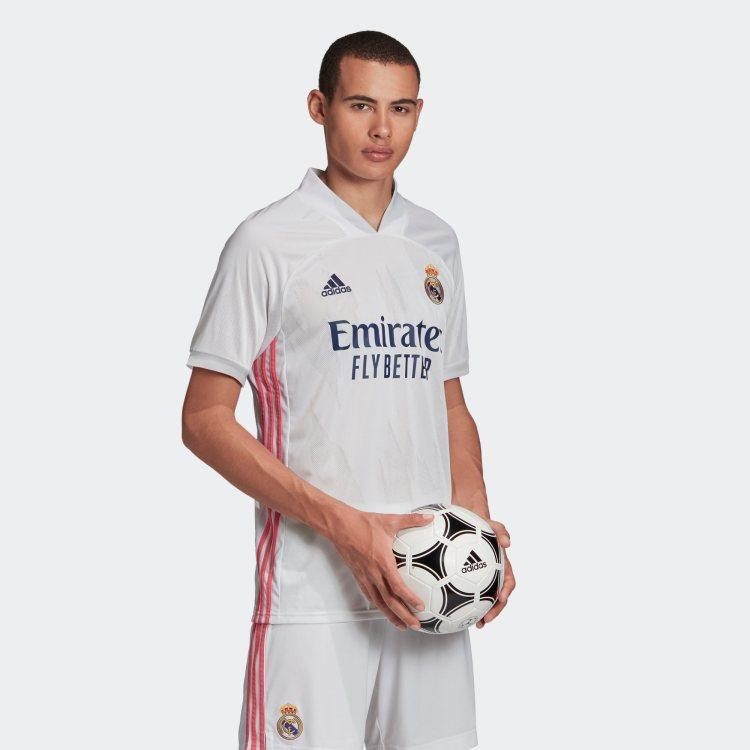 Real Madrid 2020-21 Adidas Home Kit | 20/21 Kits ...
