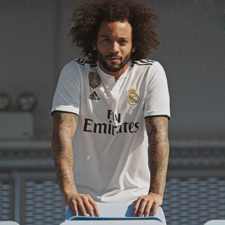Real Madrid 2018/19 Home And Away Kits | Football Shirt News