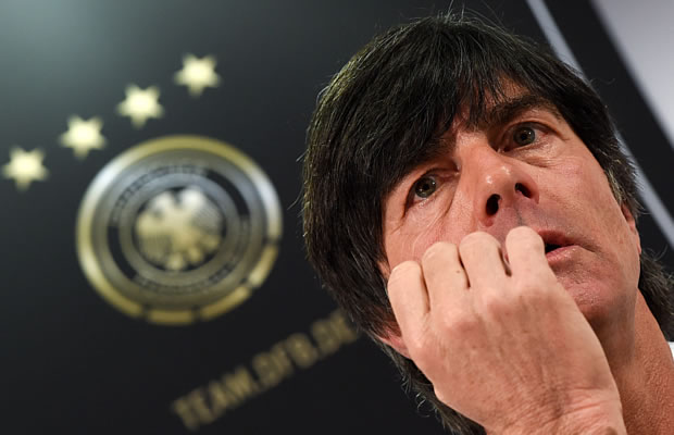 Germany coach Joachim Loew
