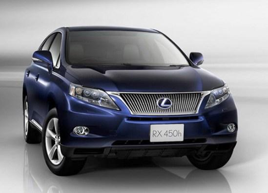 Lexus 4X4