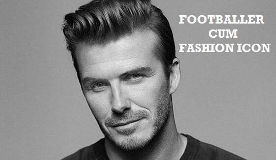 Footballer cum Fashion icon
