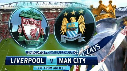 Liverpool vs Manchester City Telecast & Time
