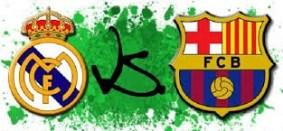 Schedule of Real Madrid vs Barcelona