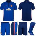 Manchester United third kit for 2014-15 season