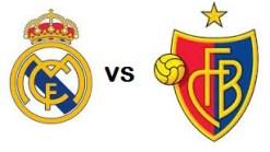 Real Madrid Vs FC Basel time & telecast